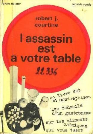 L'assassin est à votre table