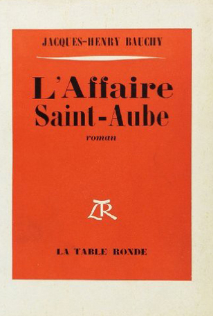 L'Affaire Saint-Aube