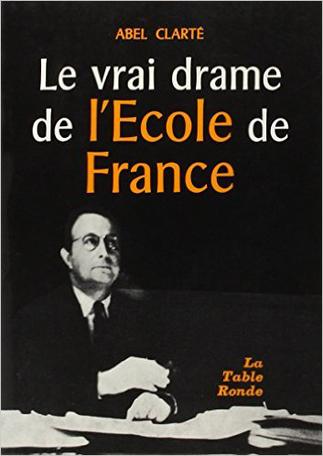 Le vrai drame de l'École de France