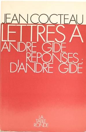 Lettres à André Gide