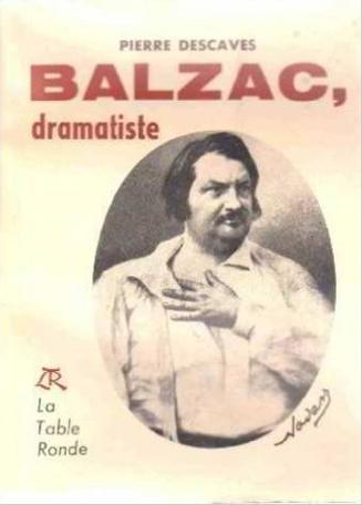 Balzac dramatiste