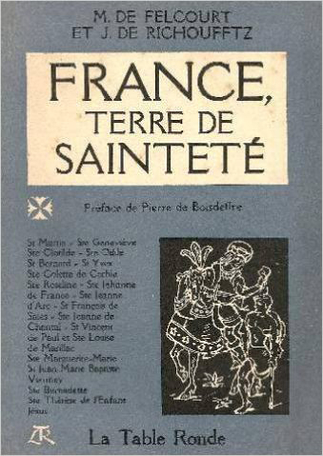 France, terre de sainteté