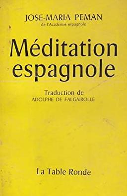 Méditation espagnole