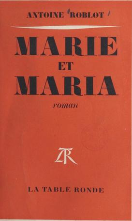 Marie et Maria