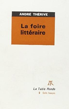 La foire littéraire
