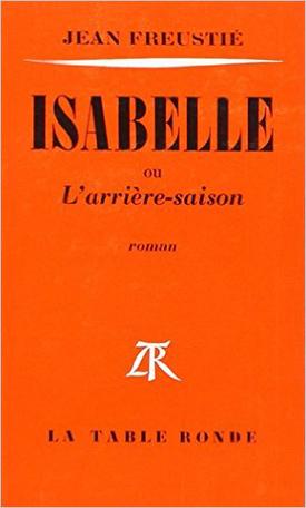 Isabelle ou L'arrière-saison