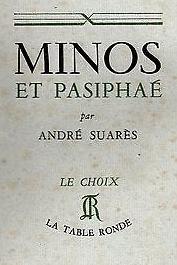 Minos et Pasiphaé