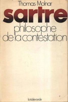 Sartre, philosophe de la contestation