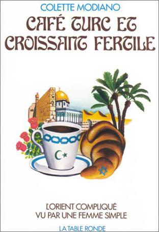Café turc et croissant fertile