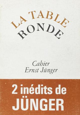 Cahier Ernst Jünger
