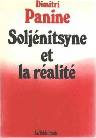 Soljénitsyne et la réalité