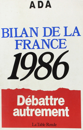 Bilan de la France 1986