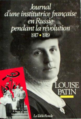 Journal d'une institutrice française en Russie pendant la Révolution