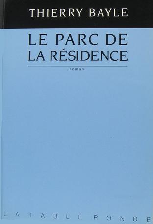 Le parc de la résidence
