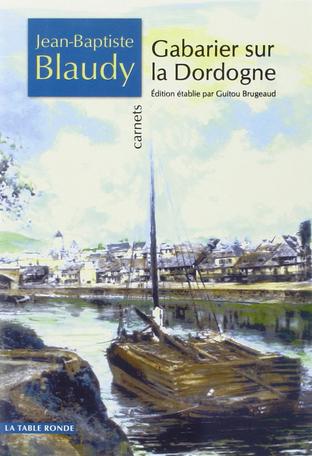 Gabarier sur la Dordogne