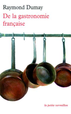 De la gastronomie française