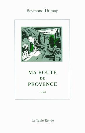 Ma route de Provence